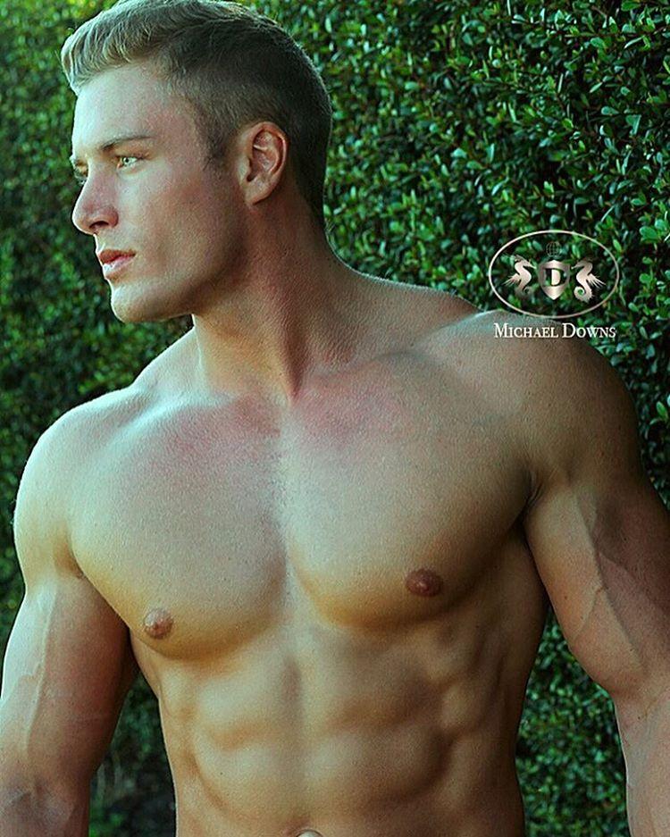 Alex Scott by Michael Downs