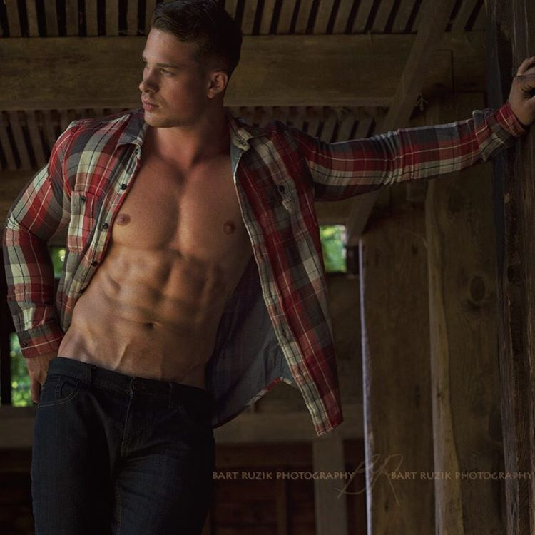 Nick Sandell by Bart Ruzik