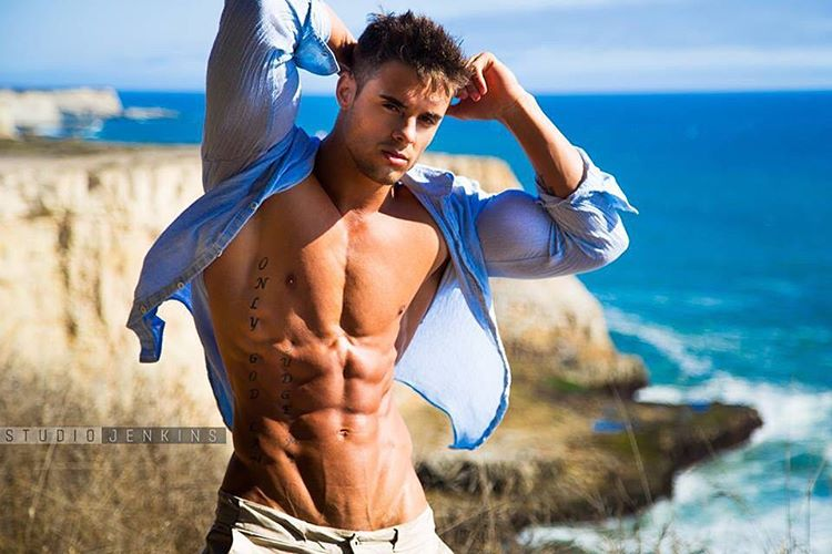 Logan Franklin by Mark Jenkins
