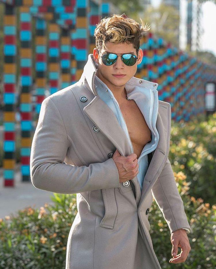 Luis Domingo Baez by Daniel Alonso (Zuppo Underwear)