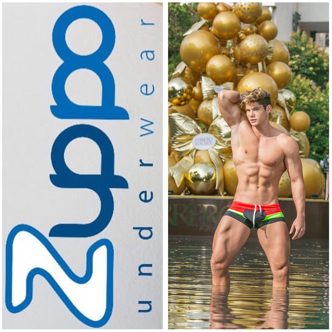 Luis Domingo Baez by Daniel Alonso (Zuppo Underwear)