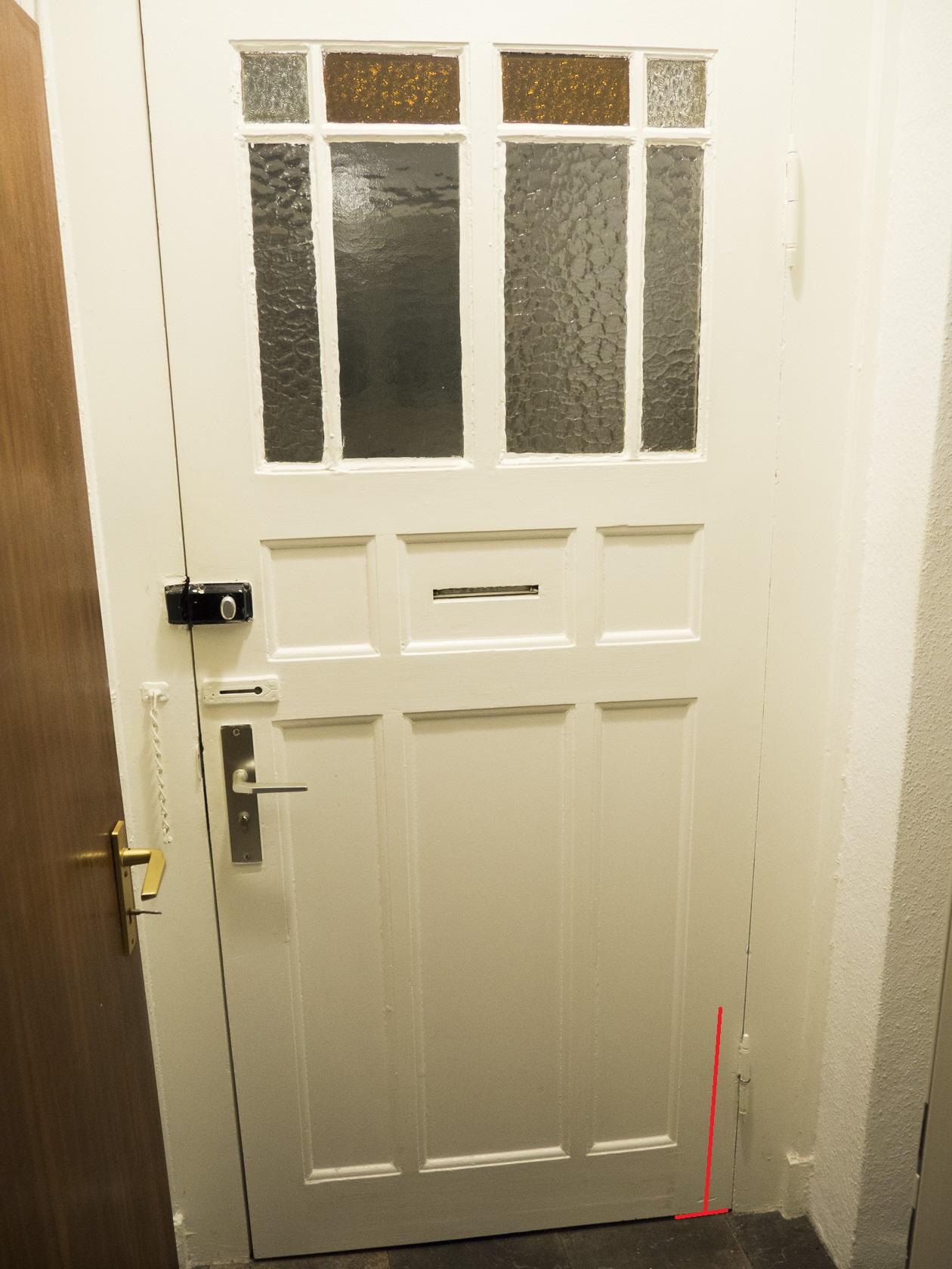 Gut gemocht Haustür Lässt Sich Nicht Aushängen | Alte Tür Aushängen SZ65