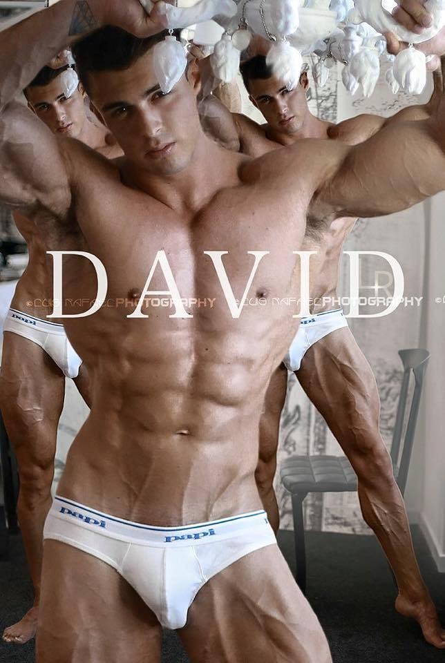 David Lurs by Luis Rafael