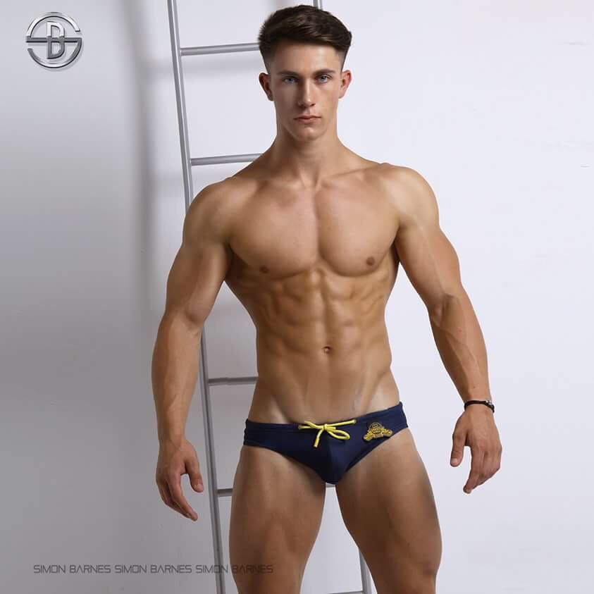 Alex Briggs by Simon Barnes