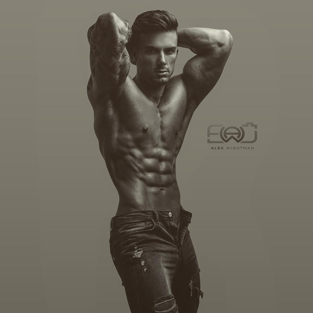Aaron Gill by Alex Wightman
