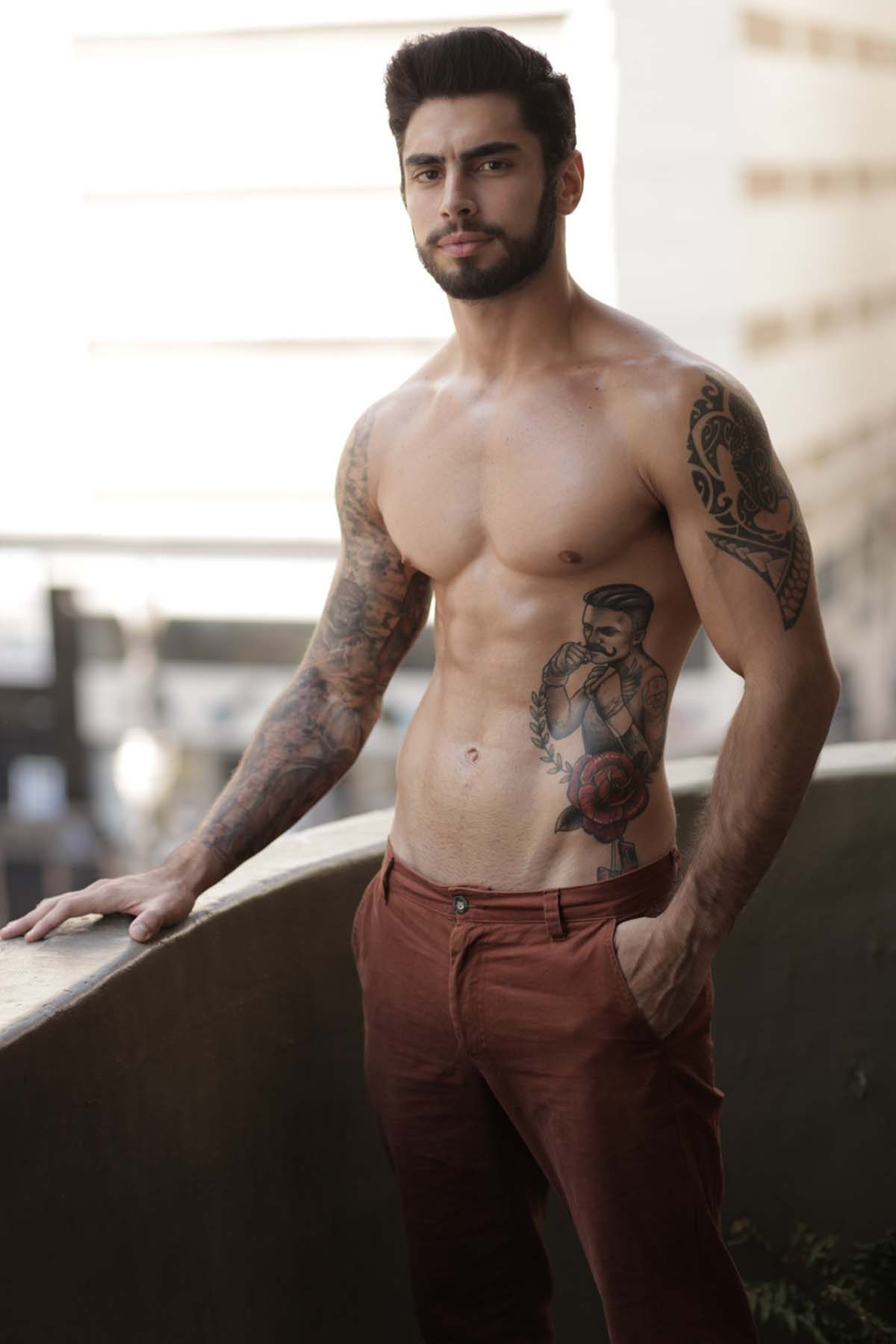 Marcel Franco by Junior Franch