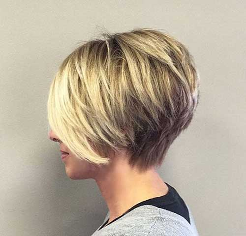 Short Layered Haircuts 50