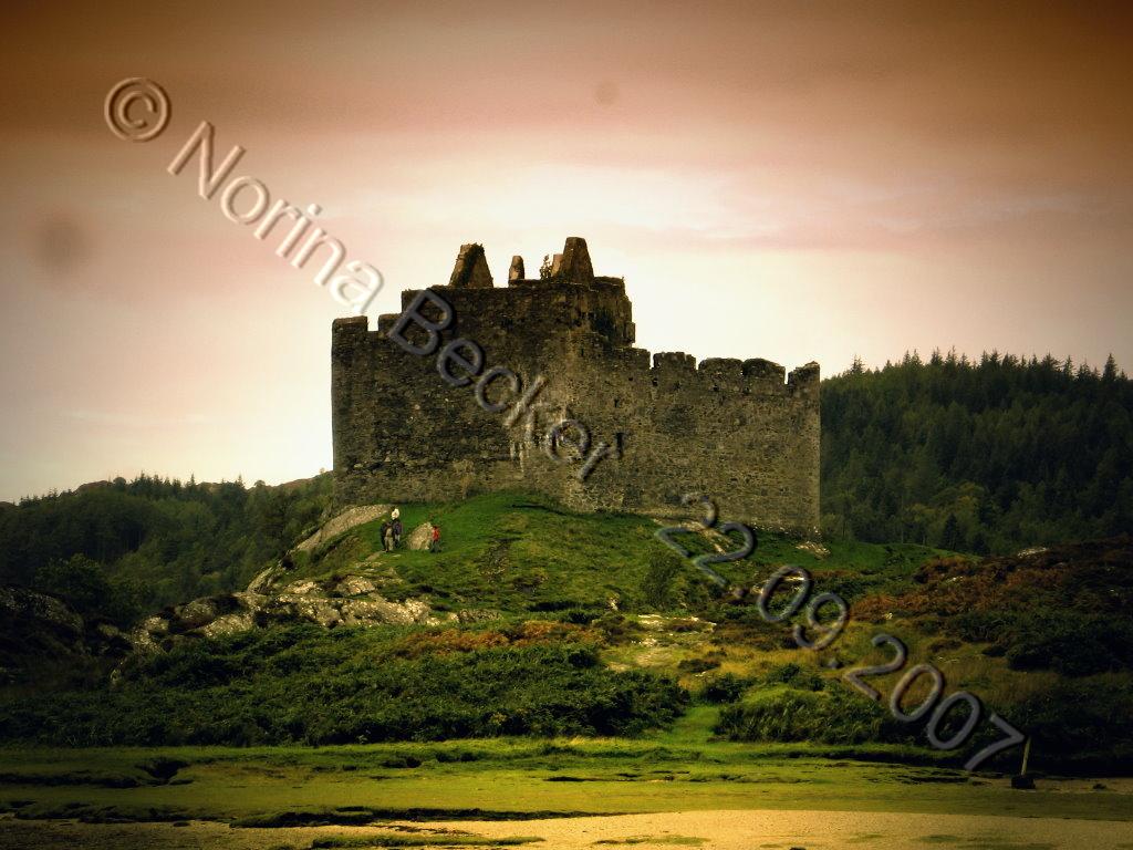 Castle Tioram 200701