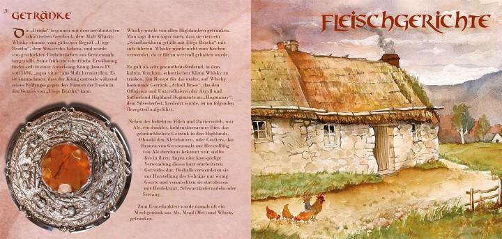 Highlander Kochbuch 03