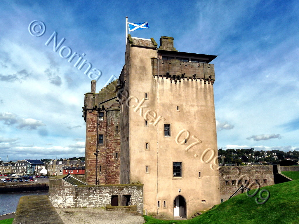 Broughty Castle 200901