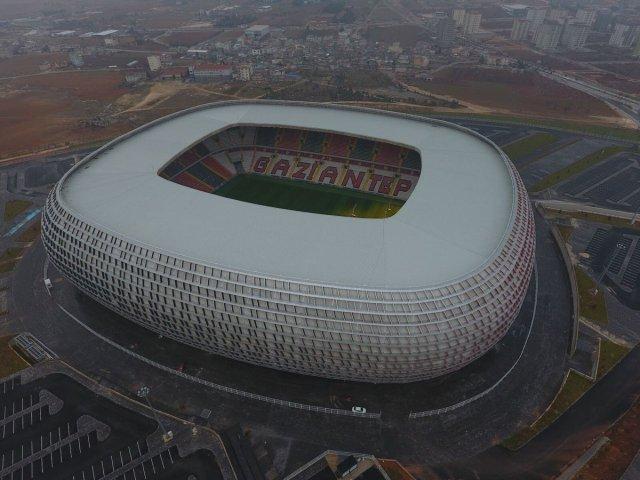 Gaziantep arena ile ilgili görsel sonucu