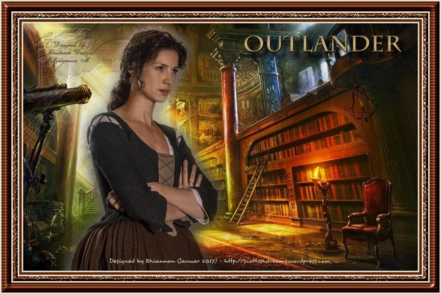 Outlander: Claire