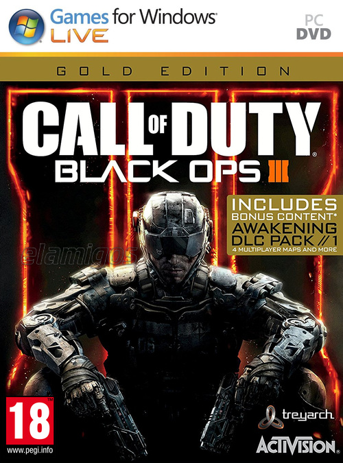 Call of Duty: Black Ops III Gold Edition|