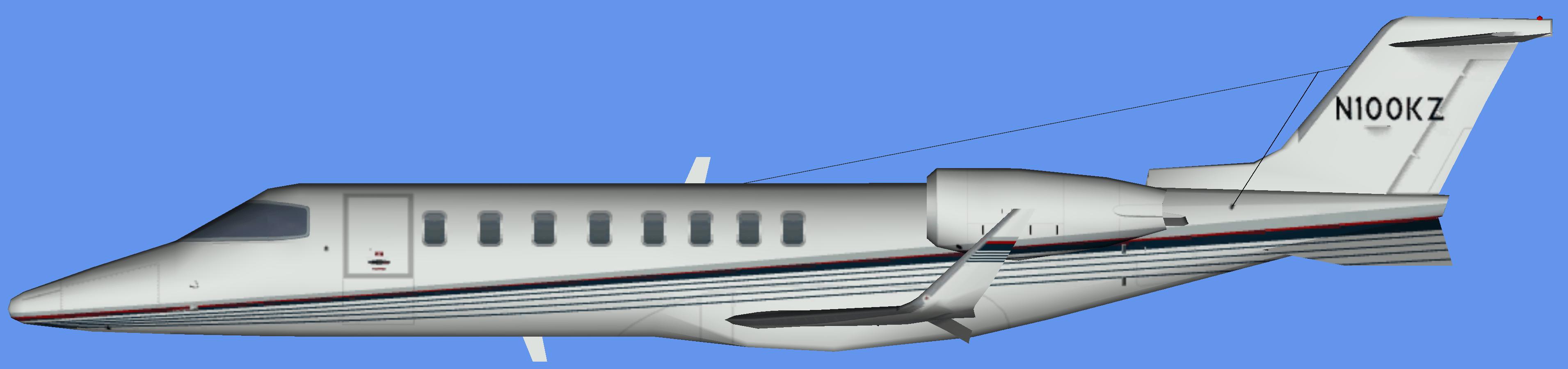 Best Jets Learjet 45 – FSAI Repaints