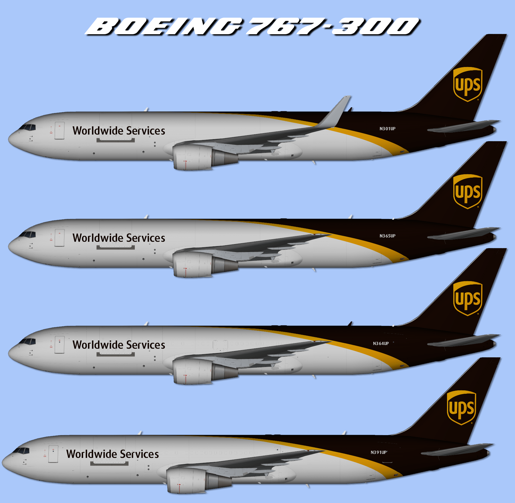 UPS Airlines Launches Maiden Flights to Vietnam   Airways Magazine   1764x1803