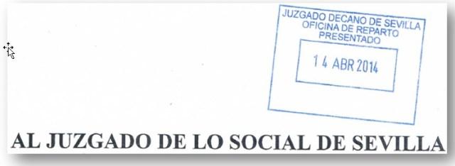 Demanda MSCT Sevilla