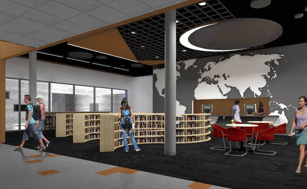 Commercial interior design oklahoma city for Interior design schools in oklahoma