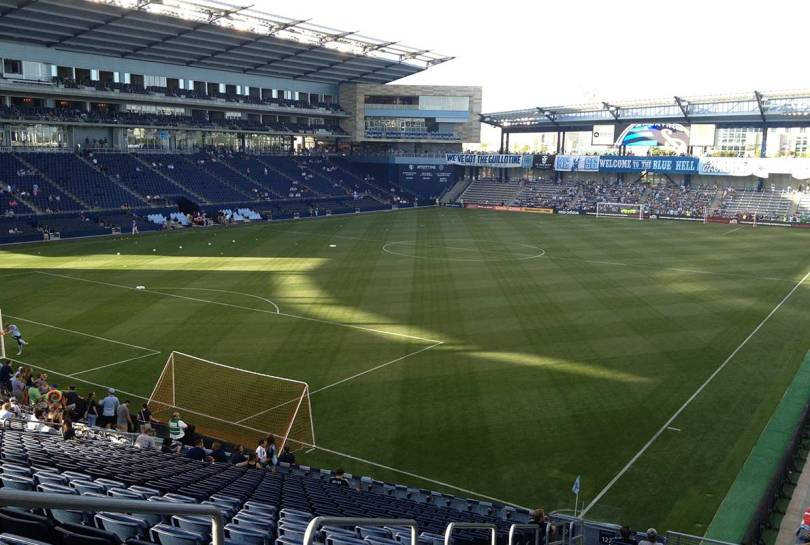 Children's Mercy Park (Sporting KC), Kansas City, KS