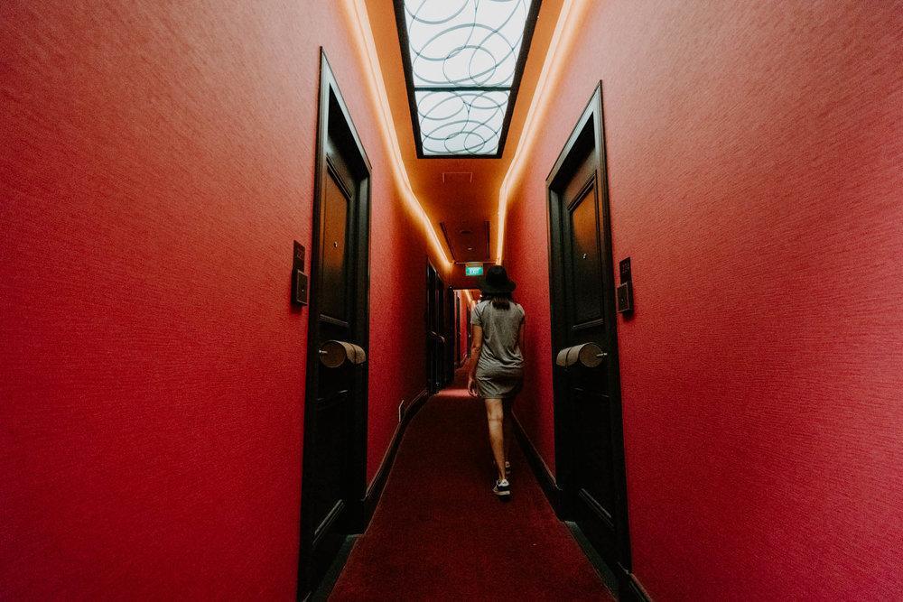Romantic Boutique Hotel Singapore The Scarlet Singapore
