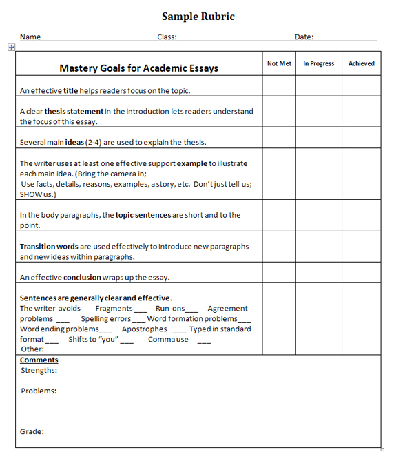FSC Newsletter Assigning Writing Assignments