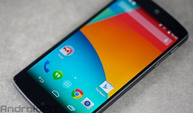 Тизер для Nexus 5