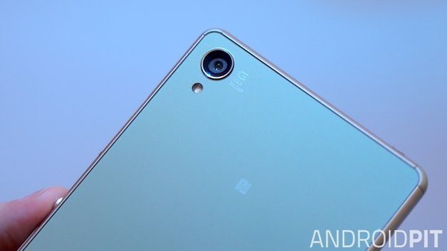 Xperia z3 камера