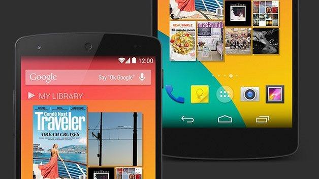nexus 5 android 4 4 дизайн тизер