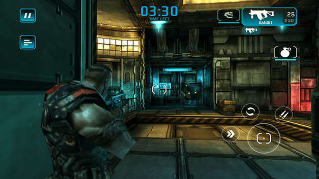 shadowgun android fps
