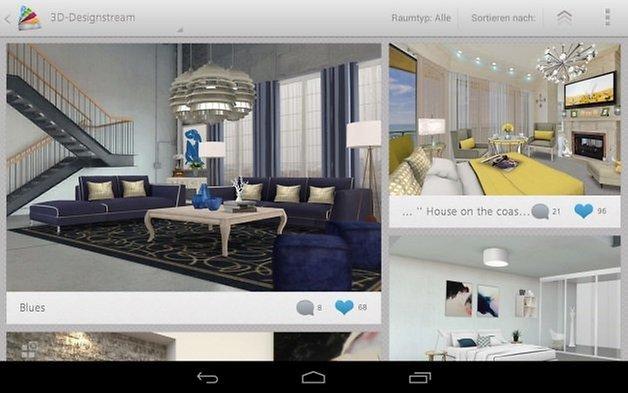 Homestyler Interior Design  Lots of room for hobby