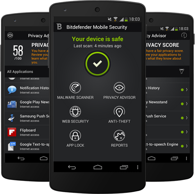 Smartphone Best Android Security
