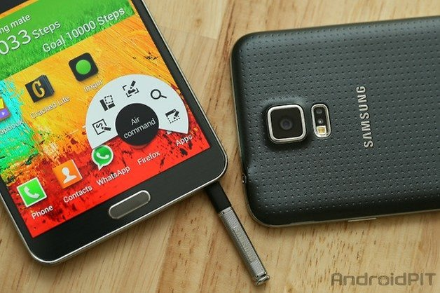 androidpit samsung galaxy s5 galaxy note 3 2