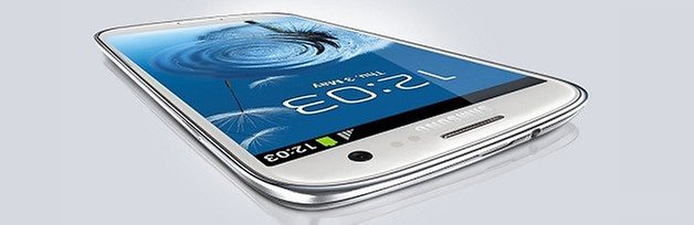 androidpit galaxys s3 android 4 3 тизер