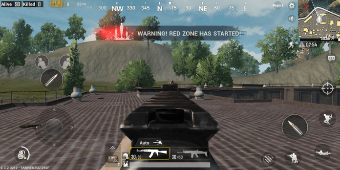 AndroidPIT PUBG on Android 10