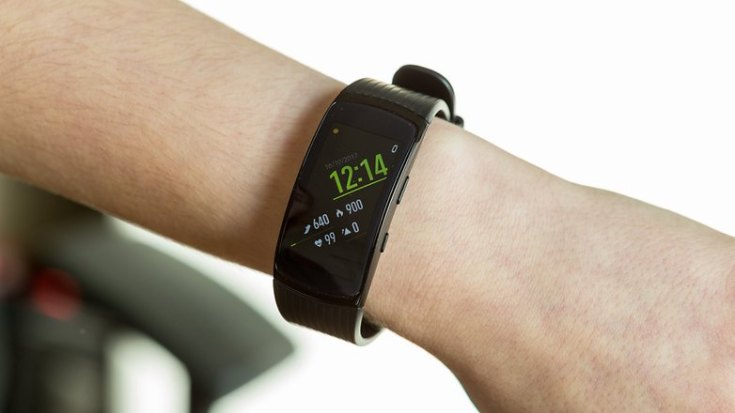AndroidPIT Samsung Gear Fit 2 Pro 2