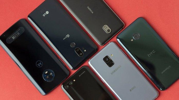best phones 2018 4
