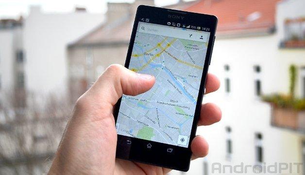 тизер карт Google
