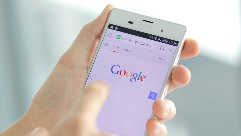поиск google androidpit 01