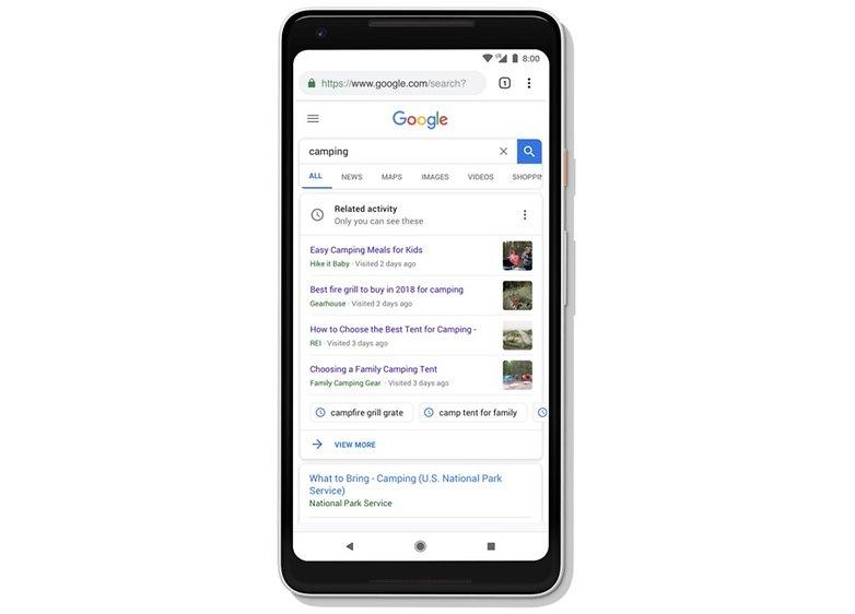 google в прошлом поиск google 01