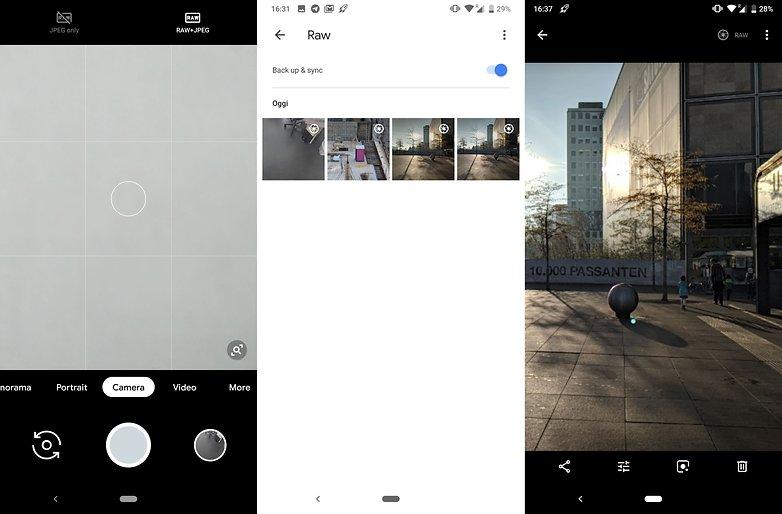 Примеры apk камеры Google Pixel 3 ap 03
