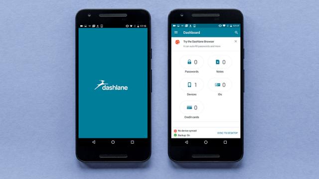 AndroidPIT dashlane app