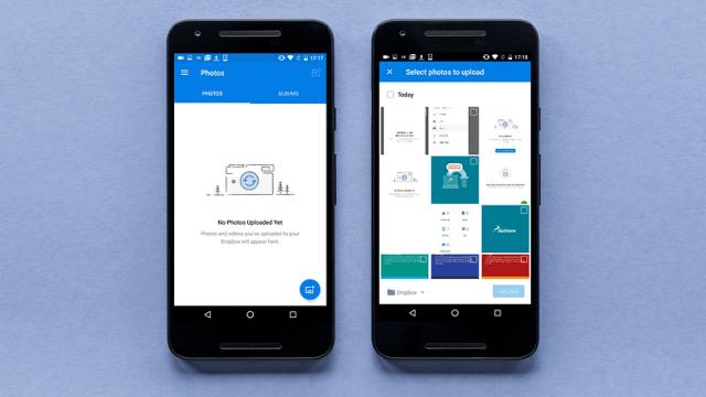 AndroidPIT dropbox app