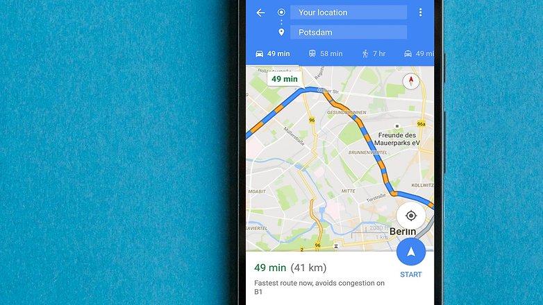 Советы и хитрости Google Maps для AndroidPIT 10