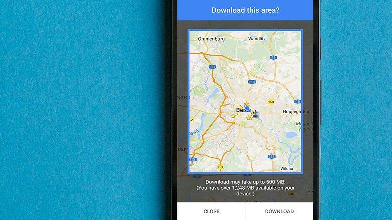 Советы и хитрости Google Maps для AndroidPIT 7