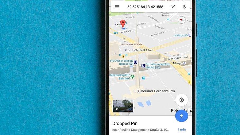 Советы и хитрости Google Maps для AndroidPIT 9