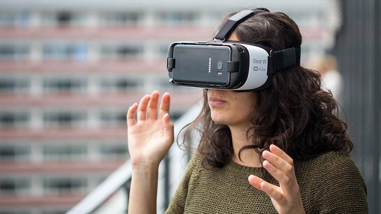 AndroidPIT Samsung Gear VR Дарья 1