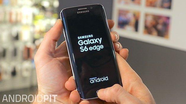 samsung galaxy s6 edge перезагрузка