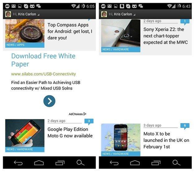 AndroidPIT Adblock Plus До После
