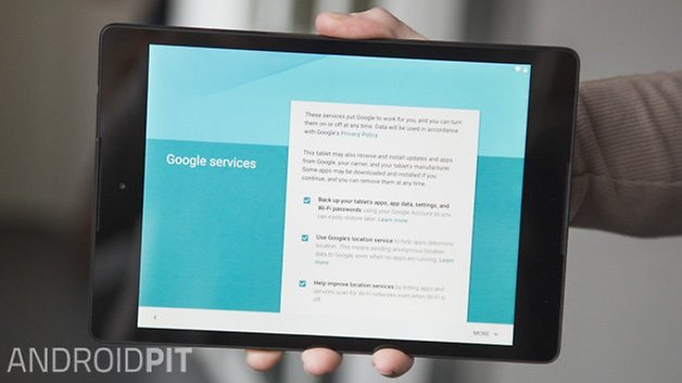 AndroidPIT Android 5 0 Lollipop Nexus 9 Настройка 12