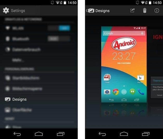 AndroidPIT KitKat CustomROM тема