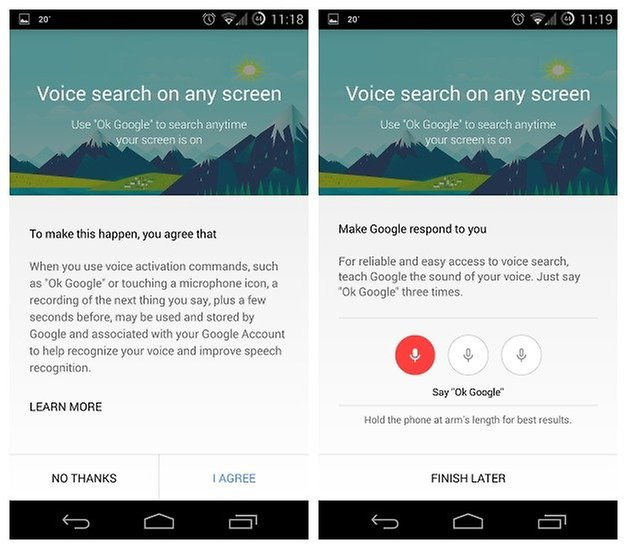 AndroidPIT Окей, Google везде